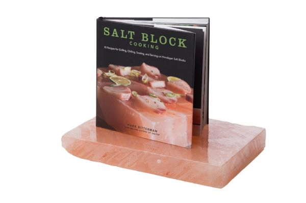 "12""x8""x1.5"" High-Quality cooking slab and the best salt block cooking book set used for Curing, barbecues, Home Cooking and Restaurants. on sale at our online store. As well as a variety of Himalayan Salt products to buy.   www.saltanltd.com."